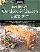 Johnson, Randy - How to Make Outdoor & Garden Furniture - 9781565237650 - V9781565237650