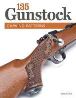 Irish, Lora - 135 Gunstock Carving Patterns - 9781565237957 - V9781565237957