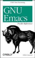 Cameron, Debra - GNU Emacs Pocket Reference - 9781565924963 - V9781565924963