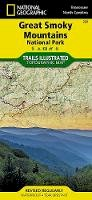 National Geographic Maps - Great Smoky Mountains National Park - 9781566953016 - V9781566953016