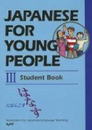 AJALT - Japanese for Young People III - 9781568364780 - V9781568364780