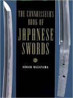 Nagayama, Kokan - The Connoisseurs Book of Japanese Swords - 9781568365817 - V9781568365817