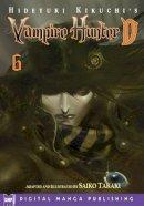 Kikuchi, Hideyuki - Hideyuki Kikuchi's Vampire Hunter D Manga - 9781569707913 - V9781569707913