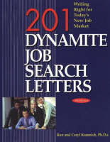 Krannich, Ron L., Krannich, Caryl - 201 Dynamite Job Search Letters - 9781570232329 - KHS1077716