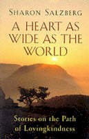 Salzberg, Sharon - Heart as Wide as the World - 9781570624285 - V9781570624285