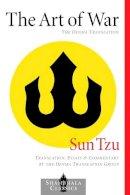 Sun Tzu - The Art of War (Shambhala classics) - 9781570629044 - V9781570629044