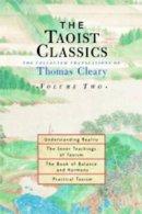 Cleary, Thomas - The Taoist Classics, Volume 2: The Collected Translations of Thomas Cleary (Taoist Classics (Shambhala)) - 9781570629068 - V9781570629068