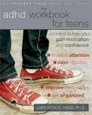 Honos-Webb, Lara - The ADHD Workbook for Teens - 9781572248656 - V9781572248656