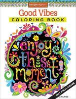 Thaneeya Mcardle - Good Vibes Coloring Book (Coloring Activity Book) - 9781574219951 - V9781574219951
