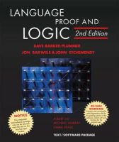 Barker-Plummer, David, Barwise, Jon, Etchemendy, John - Language, Proof, and Logic: 2ND Edition - 9781575866321 - V9781575866321