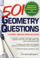 Learning Express Llc - 501 Geometry Questions - 9781576858943 - V9781576858943