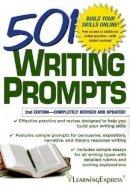 LearningExpress, LLC - 501 Writing Prompts (501 Series) - 9781576859681 - V9781576859681