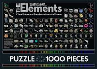 Gray, Theodore - The Elements Jigsaw Puzzle - 9781579128883 - V9781579128883