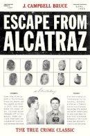 J.Campbell Bruce - Escape from Alcatraz - 9781580086783 - KRA0006218