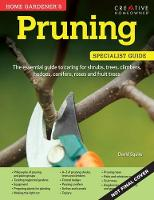Squire, David - Home Gardener's Pruning - 9781580117739 - V9781580117739