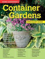 Squire, David - Home Gardener's Container Gardens - 9781580117760 - V9781580117760