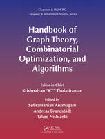 Thulasiraman, Krishnaiyan; Arumugam, S.; Brandstadt, Andreas; Nishizeki, Tako - The Handbook of Graph Theory, Combinatorial Optimization, and Algorithms - 9781584885955 - V9781584885955