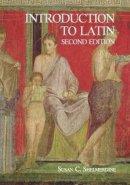 Shelmerdine, Susan C. - Introduction to Latin - 9781585103904 - V9781585103904