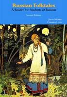 Merrill, Jason, Lucey, Colleen - Russian Folktales: A Reader for Students of Russian - 9781585104895 - V9781585104895