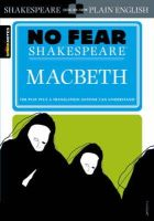 William Shakespeare - Macbeth (No Fear Shakespeare) - 9781586638467 - V9781586638467
