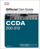 Bruno, Anthony, Jordan, Steve - CCDA 200-310 Official Cert Guide (5th Edition) - 9781587144547 - V9781587144547