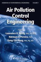 - Air Pollution Control Engineering (Handbook of Environmental Engineering) (v. 1) - 9781588291615 - V9781588291615