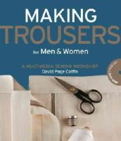 Coffin, David Page - Making Trousers for Men and Women - 9781589234499 - V9781589234499