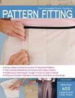 Veblen, Sarah - The Complete Photo Guide to Perfect Fitting - 9781589236080 - V9781589236080