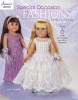 Gentry, Lisa - Special Occasion Fashions for 18-inch Dolls (Annie's Crochet) - 9781590125113 - V9781590125113