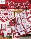 Krush, Pearl Louis - Redwork Blizzard Buddies (Annie's Quilting) - 9781590126615 - V9781590126615