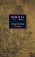 - Poems of the Late T'ang - 9781590172575 - V9781590172575