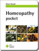 Brandl, Almut - Homeopathy Pocket Single Copy - 9781591032502 - V9781591032502