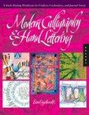 Engelbrecht, Lisa - Modern Calligraphy and Hand Lettering - 9781592536443 - V9781592536443