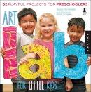 Schwake, Susan - Art Lab for Little Kids - 9781592538362 - V9781592538362