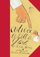 Twain, Mark - Advice to Little Girls - 9781592701292 - V9781592701292
