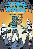 Jacobs, Matt - Clone Wars Adventures. Vol. 5 (Star Wars: Clone Wars Adventures) (v. 5) - 9781593074838 - KCD0034222