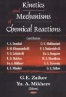 - Kinetics and Mechanisms of Chemical Reactions - 9781594541902 - V9781594541902