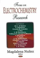 - Focus on Electrochemistry Research - 9781594545450 - V9781594545450