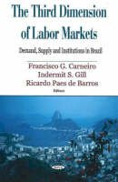 - Third Dimension of Labor Markets - 9781594545986 - V9781594545986