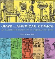 - Jews and American Comics: An Illustrated History of an American Art Form - 9781595583314 - KRA0003627