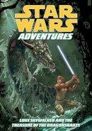 Tom Taylor - Star Wars Adventures: Luke Skywalker and the Treasure of the Dragonsnakes - 9781595823472 - KTG0002345