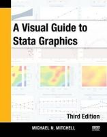Mitchell, Michael N. - Visual Guide to Stata Graphics - 9781597181068 - V9781597181068