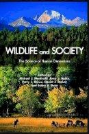 . Ed(s): Manfredo, Michael J.; Vaske, Jerry J.; Brown, Perry J.; Decker, Daniel J.; Duke, Esther A. - Wildlife and Society - 9781597264075 - V9781597264075