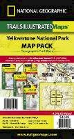 National Geographic Maps - Yellowstone National Park, Map Pack Bundle - 9781597754019 - V9781597754019
