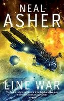 Asher, Neal - Line War: The Fifth Agent Cormac Novel - 9781597809825 - V9781597809825