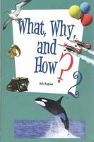 Kaplan, Asli - What, Why, and How 2 - 9781597842877 - V9781597842877