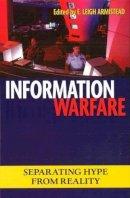 Armistead, Leigh - Information Warfare - 9781597970587 - V9781597970587