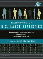 - Handbook of U.S. Labor Statistics 2015: Employment, Earnings, Prices, Productivity, and Other Labor Data (U.S. DataBook Series) - 9781598887631 - V9781598887631