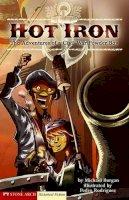 Burgan, Michael - Hot Iron: The Adventures of a Civil War Powder Boy (Graphic Flash Graphic Novels) - 9781598893113 - KOC0007723