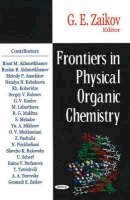- Frontiers in Physical Organic Chemistry - 9781600211287 - V9781600211287